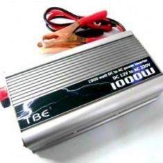Invertor 12v la 220V 1000W convertor - Invertor curent
