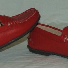 Pantofi copii BROTES - nr 27, Culoare: Din imagine, Piele naturala