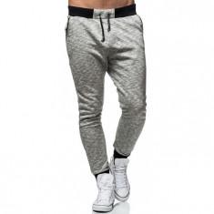 Pantaloni Casual Barbati Carisma Gri 2019