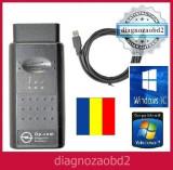Interfata diagnoza Opel - tester Op.Com lb. romana, germana, engleza  2010 OBD2