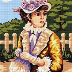 Goblen Domnișoara