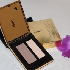 Paleta pentru conturul fetei Yves Saint Laurent YSL Couture Contouring Palette - Blush