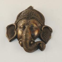 Ganesh de agatat din bronz- mic