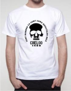 Tricou Cheloo parazitii 20 cm records suma defectelor videoclip 20cm