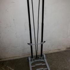 Carucior german, pliabil, pentru transportat, valiza, greutati - Troller