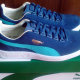 Adidasi Puma Dallas 43EU -piele naturala- produs original- IN STOC - Adidasi barbati Puma, Culoare: Din imagine