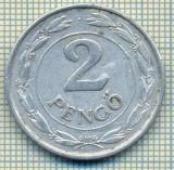 11113 MONEDA - UNGARIA - 2 PENGO -anul 1941 -STAREA CARE SE VEDE