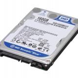 Hard Disk Laptop 160GB hdd WD Scorpio Blue WD1600BEVT, 5400rpm SATA 3Gb/s - HDD laptop