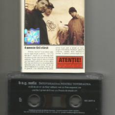 A(01) Caseta audio B.U.G MAFIA -INTODEAUNA PENTRU TOTDEAUNA - Muzica Hip Hop, Casete audio