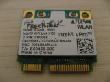 Cumpara ieftin Placa wireless Dell Precision M2400, Intel WiFi Link 5100, 512AN_HMW, 0H006K