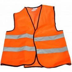 Vesta reflectorizanta portocalie