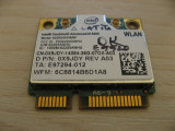 Placa wireless Dell Latitude E5520, Centrino Advanced-N 6205, 62205ANHMW, 0X9JDY