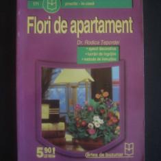 RODICA TEPORDEI - FLORI DE APARTAMENT - Carte amenajari interioare