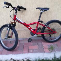 Bicicleta copii Berg Toys 4/8ani, 14 inch, Numar viteze: 18
