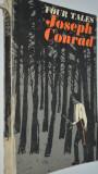 Four Tales - Joseph Conrad -  1968 (in lb engleza)