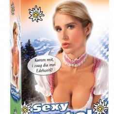Papusa Gonflabila Sexy Gretel - Jucarii erotice