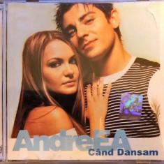 AndreEA (Antonescu) - Cand Dansam (1 CD) - Muzica Pop roton