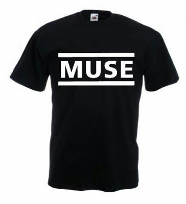 Tricou MUSE,S, Tricou personalizat,Tricou cadou,Rock foto