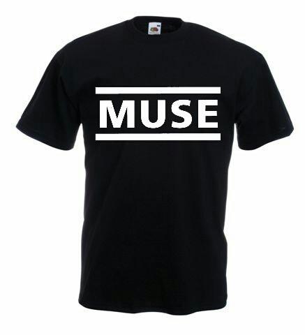Tricou MUSE,S, Tricou personalizat,Tricou cadou,Rock foto mare