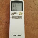 Telecomanda aer conditionat SAMSUNG, ORIGINALA, IMPECABILA ( AC ) !!!