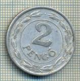 11115 MONEDA - UNGARIA - 2 PENGO -anul 1943 -STAREA CARE SE VEDE