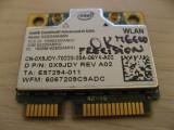 Cumpara ieftin Placa wireless Dell Precision M6600 Centrino Advanced-N 6205, 62205ANHMW, 0X9JDY