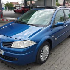 Renault Megane break 1.9dci 130cp euro4 clima panoramic, An Fabricatie: 2006, Motorina/Diesel, 195000 km, 1890 cmc