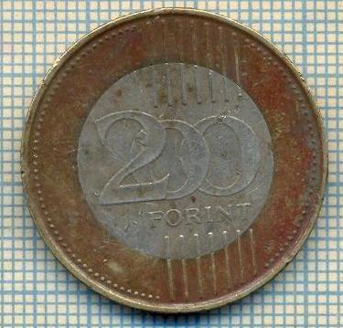 11108 MONEDA - UNGARIA - 200 FORINT -anul 2009 -STAREA CARE SE VEDE