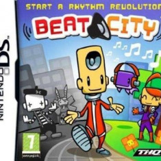 Beat City Nintendo Ds - Jocuri Nintendo DS Thq