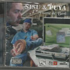 A(02) C D-PUYA si SISU-Foame de bani - Muzica Hip Hop roton