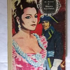 Alexandre Dumas – Signora San-Felice {Col. Dumas} - Carte de aventura