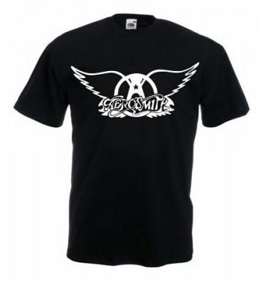 Tricou AEROSMITH,S, Tricou personalizat,Tricou cadou,Rock foto