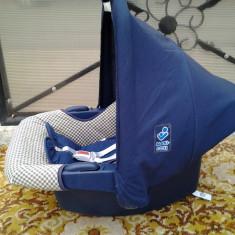 Maxi - Cosi, BlueMarin scoica / scaun copii auto (0-13 kg) - Scaun auto copii Maxi Cosi, 0+ (0-13 kg), Opus directiei de mers