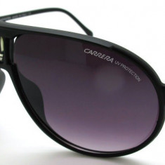 Ochelari Soare - CARRERA - Polarizati, UV400, Aviator Style - Negru - Ochelari de soare Carrera