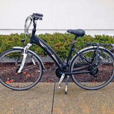 Bicicleta electrica Haibike Easy Motion Neo Street, 26 inch, Numar viteze: 21