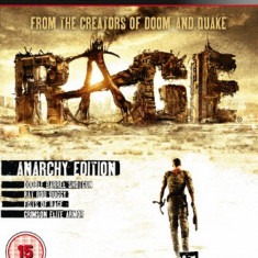 Rage Anarchy Edition Ps3 - Jocuri PS3 Bethesda Softworks