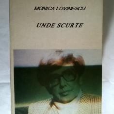 Monica Lovinescu - Unde scurte - Biografie
