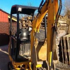 Mini escavator Marca Jcb 8014