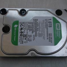 HDD Western Digital Green 1TB SATA - Hard Disk Western Digital, 1-1.9 TB