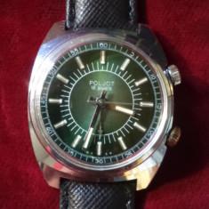 Ceas URSS Poljot signal alarma in stare excelenta - Ceas barbatesc Poljot, Mecanic-Manual
