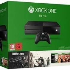 Consolă Xbox One 1TB `Tom Clancy`s Rainbow Six Siege