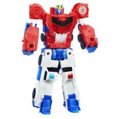 Figurine Transformers - Crash Combiners - Strongarm vs Optimus - Figurina Povesti Hasbro