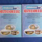 INDICATOR DE NORME DE DEVIZ PENTRU LUCRARI DE MONTARE ( M1) * 2 VOL. - 2002 - Carti Constructii