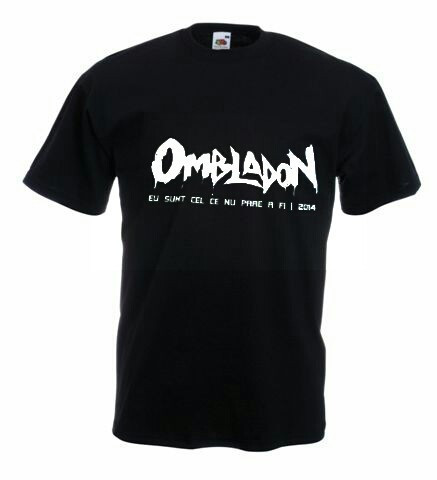 Tricou OMBLADON Eu sunt cel ce nu pare a fi ,S,Tricou personalizat.Tricou Cadou foto mare