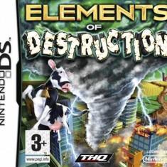 Elements Of Destruction Nintendo Ds - Jocuri Nintendo DS Thq