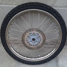 Moto Roata Fata 21