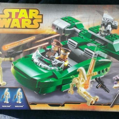 Lego Star Wars 75091 - Flash Speeder - nou, sigilat in cutie, 6-10 ani