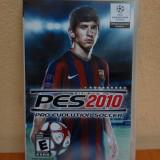 Pro Evolution Soccer 2010 (PSP) (ALVio) + sute de Jocuri PSP Konami, Sporturi, Toate varstele