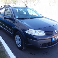 Renault Megane break 1.5dci 105cp euro4 climatronic senzori ESP, An Fabricatie: 2006, Motorina/Diesel, 196000 km, 1460 cmc