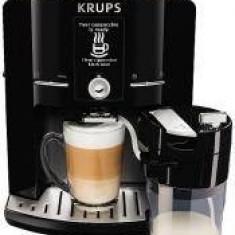 Espressor Krups EA829810, 1.7L, 15 bari - Cafetiera
